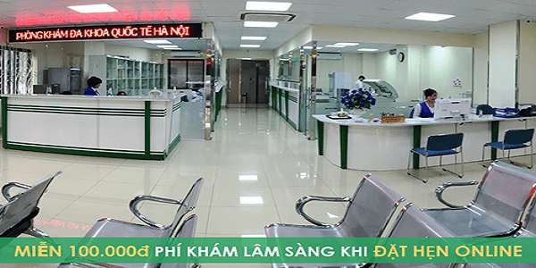 Vì sao chọn phòng khám Đa khoa Quốc tế Hà Nội