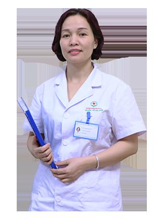 Bác sĩ CKII Nguyễn Thị Luyện