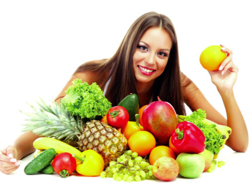 sau khi phá thai ăn hoa quả gì